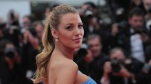 Blake Lively on why she won't hire a stylist