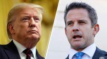 Trump's 'Civil War' threat is 'beyond repugnant,' says GOP Rep. Kinzinger