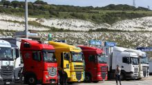 Brexit customs deal failure could leave food rotting in lorries at the border, MPs have warned