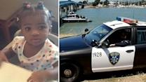 Oakland police continue search for missing toddler