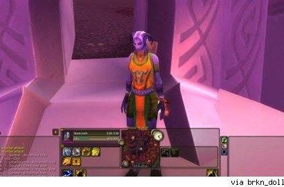 Personal Tabards may be a possibility in Wrath