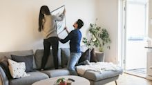 Millions of millennials admit they don't know how to hang a picture or change a lightbulb