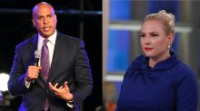Meghan McCain challenges Sen. Cory Booker on gun buyback plan: 'That's like a left-wing fever dream'