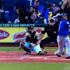 Fan hit in head by foul ball at Pirates game, taken off on stretcher
