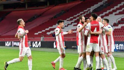 Milan, United, Ajax e Arsenal avançam na Liga Europa; Napoli e Leicester são eliminados