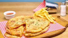 Für Unentschlossene: Britisches Restaurant bietet jetzt die Pizzalasagne an