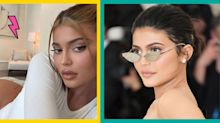 Guys, Kylie Jenner just wore the *ultimate* 90s hairstyle