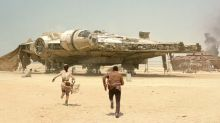 Star Wars: Millennium Falcon spotted on Google Maps