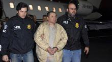 El Chapo Guzman to be sentenced in US