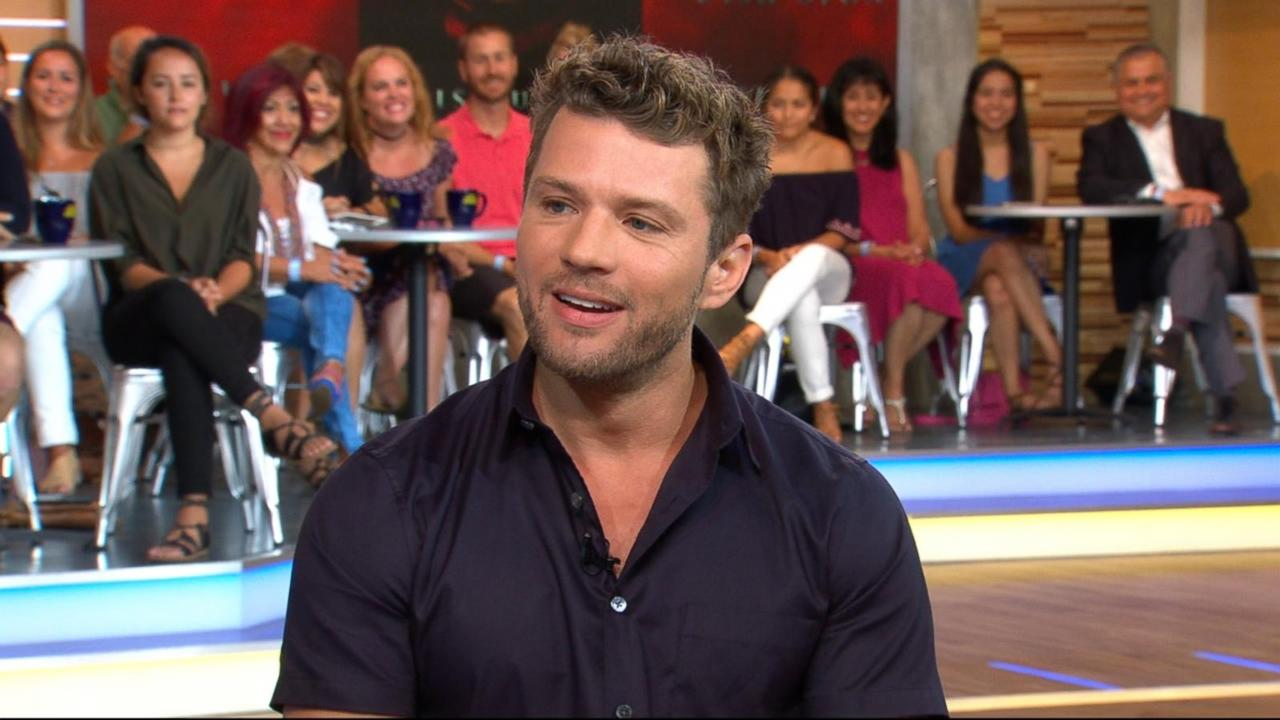 Ryan Phillippe talks 20th anniversary of 'I Know What You ... Ryan Phillippe Today