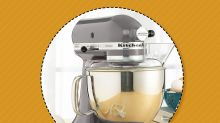 Today only, shop KitchenAid's stand mixer for over 40% off