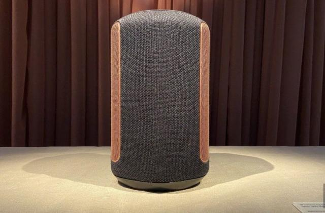 Sony will debut its own 360 Reality Audio speakers this spring