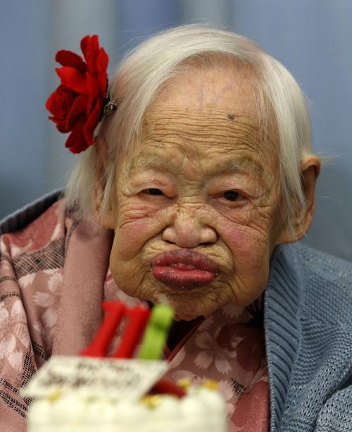 World's Oldest Person Misao Okawa Turns 117 — What's Her ...