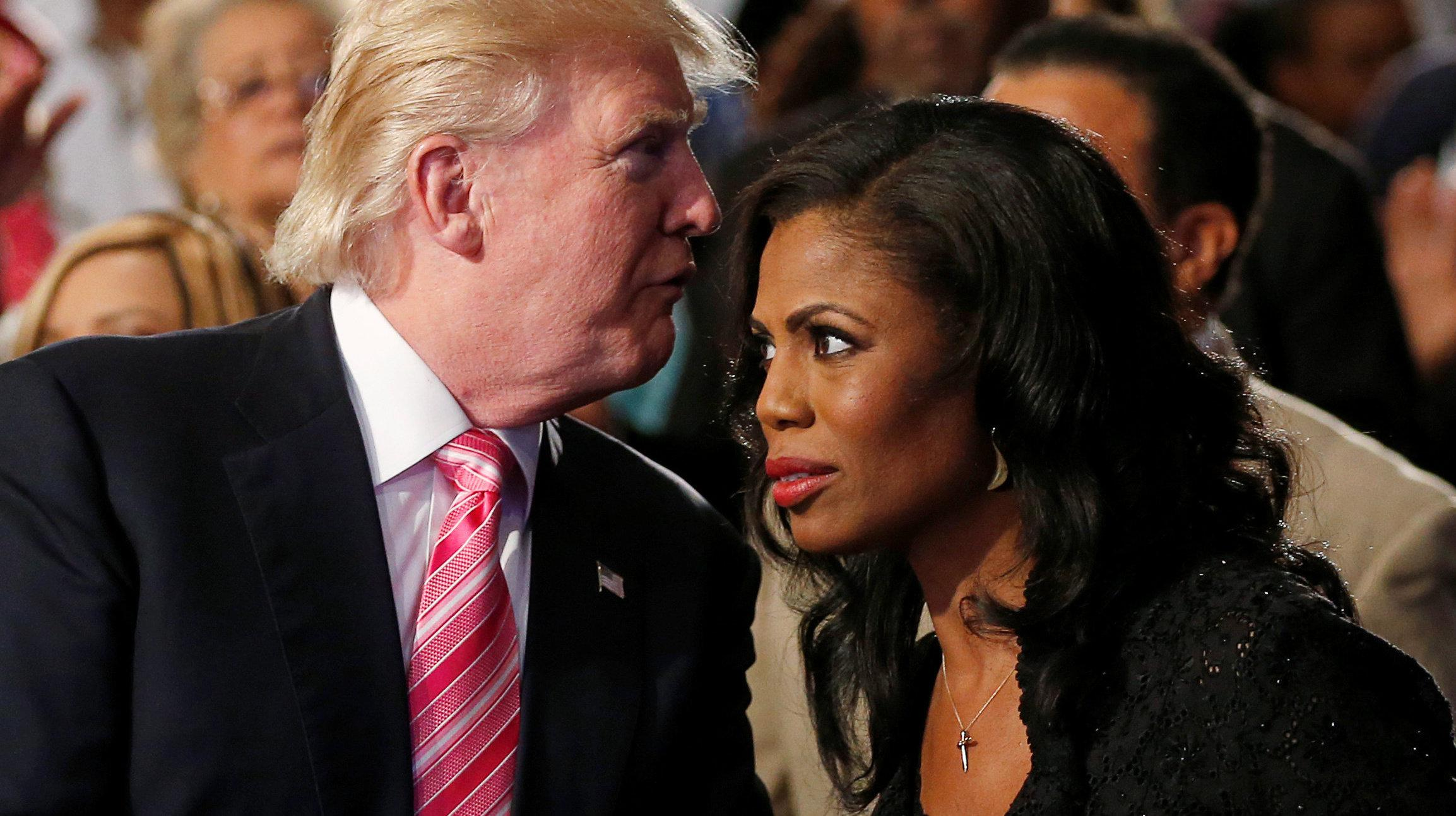 Omarosa Releases New Tape Of Trump Appearing Unaware She Was Fired