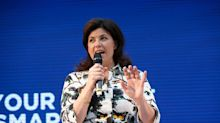Kirstie Allsopp: Women talk too much to be sound technicians