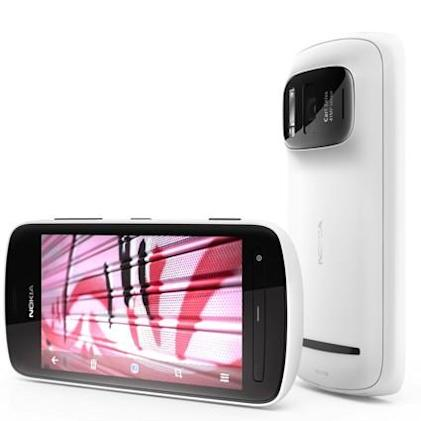 Nokia announces 808 PureView: Symbian Belle, 4-inch display, 41-megapixel camera! (hands-on video)