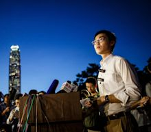 Britain 'concerned' after Hong Kong bans pro-independence party