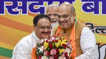 BJP president election LIVE: JP Nadda set to take over from Amit Shah today, likely to be elected unopposed