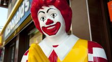 Social media users shocked by topless Ronald McDonald advert