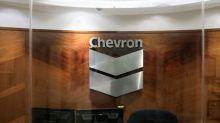 Chevron Stock Rises 5%