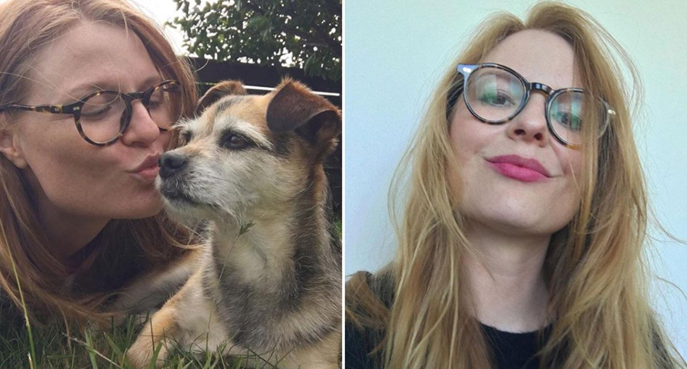 Woman shares horrific moment she was randomly stabbed while walking her dog