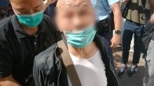 Elderly Hongkonger sentenced to three months behind bars after social workers recommend 81-year-old be jailed over chisel attack on opposition activist