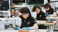 林寶堅尼車廠成抗疫工廠!生產外科口罩及醫用防護面罩贈前線醫護