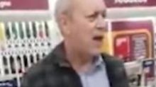 Sainsbury's shopper tells black security guard 'you don't belong here' in racist tirade