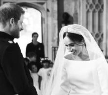 Duke and Duchess of Sussex celebrate first wedding anniversary with showreel of behind-the-scenes pictures