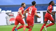 Hertha Berlin boost survival hopes with win at Schalke