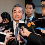 China's Foreign Minister Urges Cooperation With U.S.