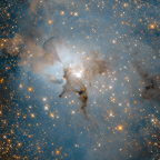 The Hubble celebrates its 28th birthday by making us all feel small, as usual