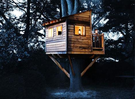Make A World Class Tree House One Dad S Step By Step How To