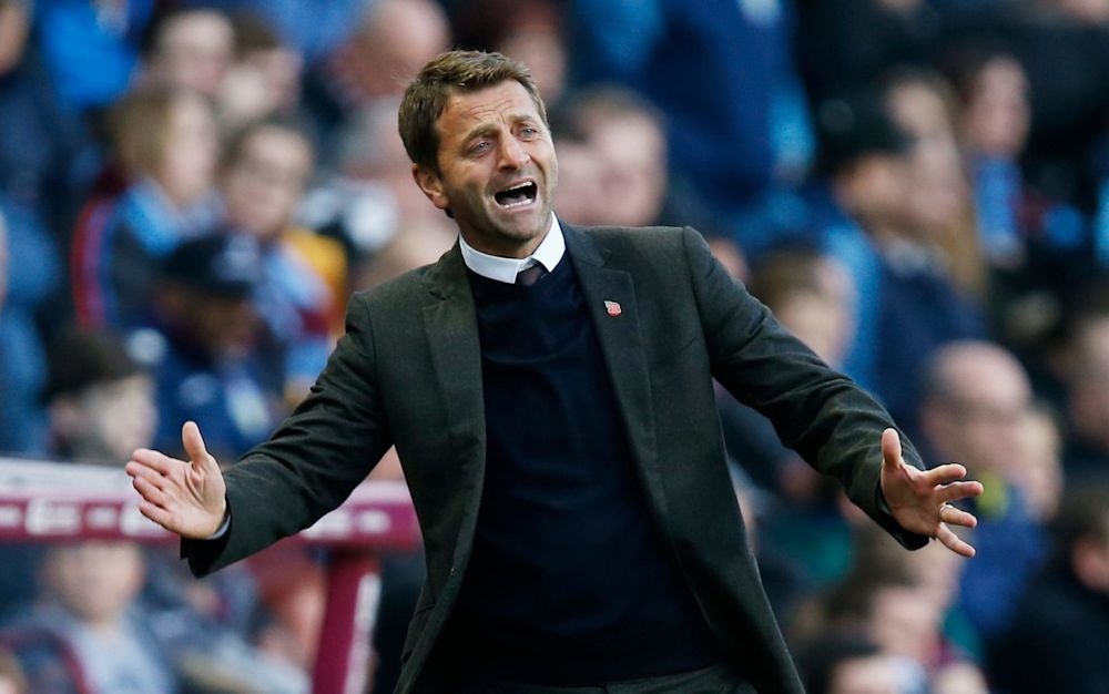 Tim Sherwood paid the price for his outburst - reuters