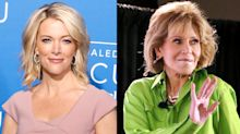 "Megyn Kelly baits Jane Fonda with controversial statement: 'It's time to address the ""poor me"" routine'"