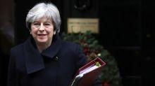 RPT-Le Parlement britannique inflige un camouflet à May sur le Brexit