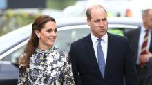 Kate Middleton Wears Erdem to Show Queen Elizabeth Her Garden at the Chelsea Flower Show