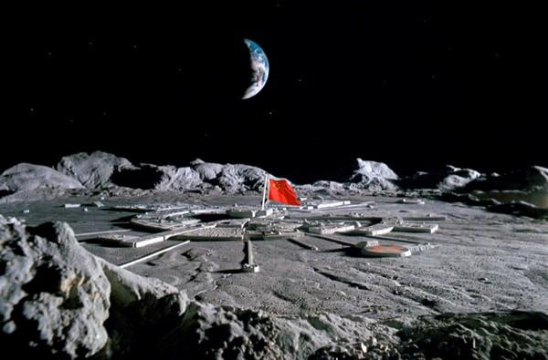 China sending a probe to the moon next year to look for Moonbase Alpha
