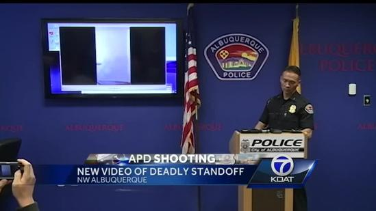 New video of deadly APD-involved shooting