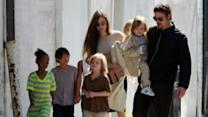 New Angelina Jolie Movie Becoming a Family Affair