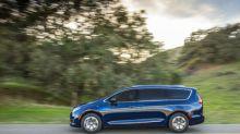Chrysler Pacifica Hybrid Earns Top SUV/Minivan Honors in 2020 AAA Car Guide