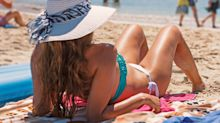 Is topless sunbathing 'inappropriate' when children are around?