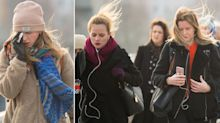 Winter's not over yet! Freezing UK to get coldest weather in six YEARS as temperatures plummet to -8c