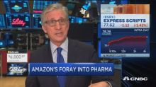 Time to buy pharmacy stocks on Amazon deal news?