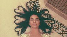 From Kendall Jenner to South Korea: The Heart-Shaped Hair Trend