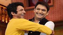 Kapil Sharma And Sunil Grover Perform Together