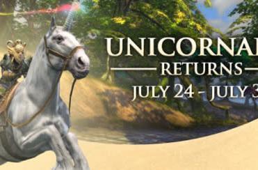 RIFT's Unicornalia returns through July 30