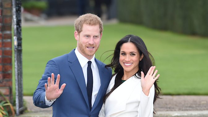 Harry and Meghan have finally set their wedding date