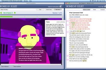 Daily Mac App: Shakespeare in Bits (updated)