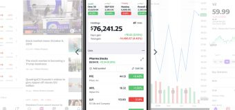【Yahoo財經App】自選投資組合 回報表現幫你計